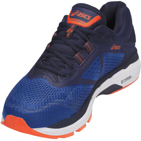 asics GT-2000 6 Shoes Men Imperial/Indigo Blue/Shocking